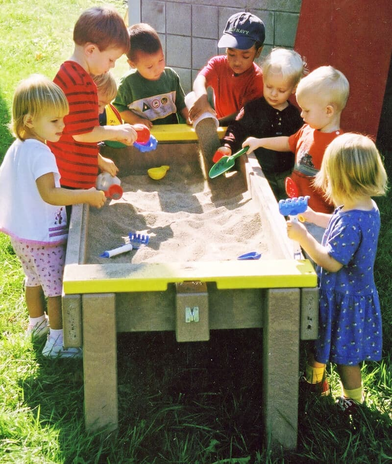 Sand Table The Adventurous Childthe Adventurous Child