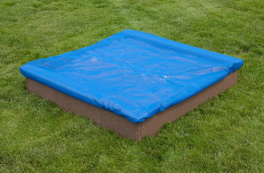 6' x 6' Sandbox Mesh Cover
