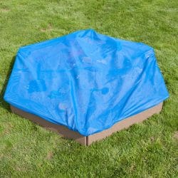 Sandbox, Large Mesh Cover