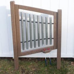 Chime Panel, Maintenance-Free Plastic
