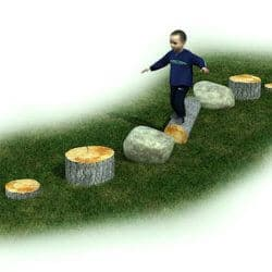 Obstacle Course, Small