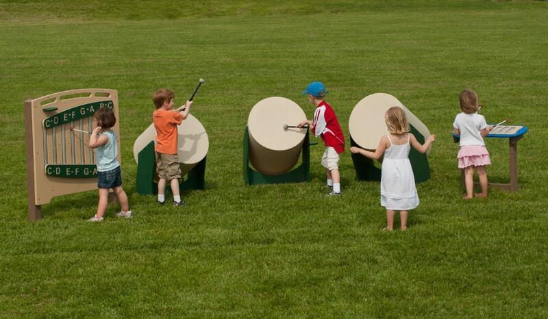 Large Drum Set of 3