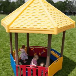 Infant Play Area, Roof Add-On