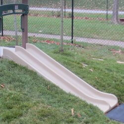 "Hill Slide, Package, 30"" Toddler Double Slide"