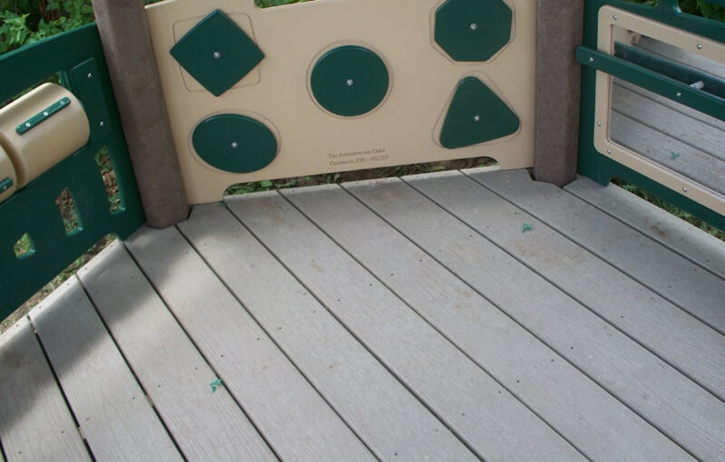 Infant Play Area Floor Add-On