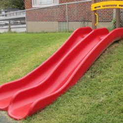 Hill Slide, Package, 4' Double Slide